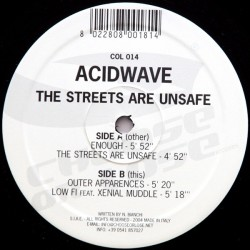 Acidwave - The Streets Are