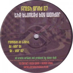 The Blunted Boy Wonder -...