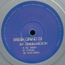 Glenn Wilson - Re-Fresh