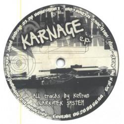 Kefran - Karnage E.P.