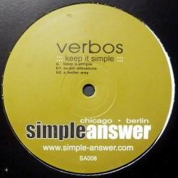 Verbos - Keep It Simple