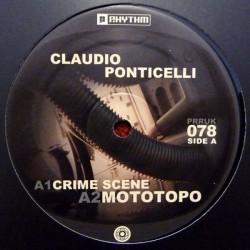 Claudio Ponticelli - Crime...