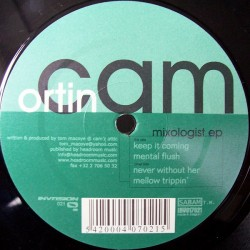 Ortin Cam - Mixologist EP