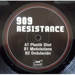909 Resistance - Dune Hs3003