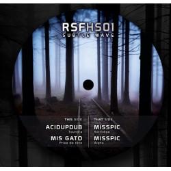 R.S.F HS 01 - SUBTLE WAVE