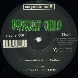 Difficult Child - magnet 006