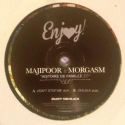 Majipoor, Morgasm -...