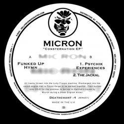Micron - Consternation EP