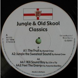 90-95 Classic Jungle & Old...