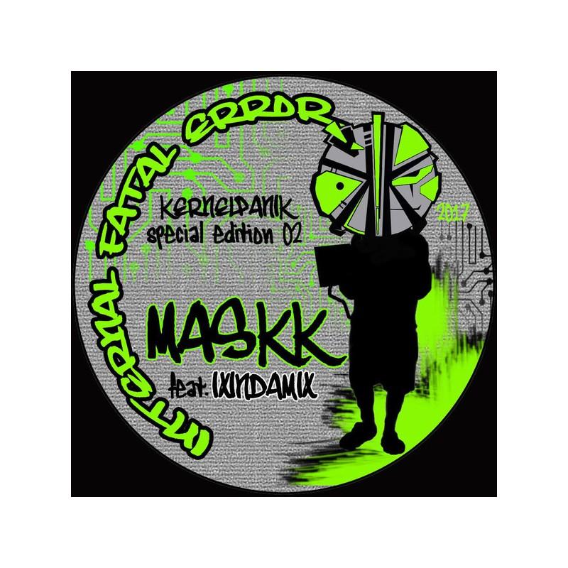 Maskk, Ixindamix - Internal...