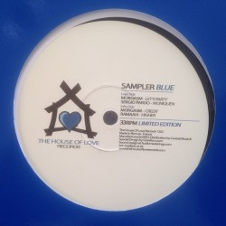 Sampler Blue - THOL 1202