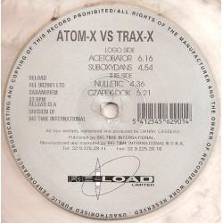 Atom-X vs. Trax-X - Acetobator