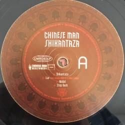 Chinese Man - Shikantaza