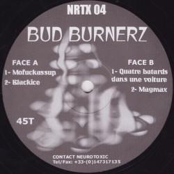 Bud Burnerz - Mofuckassup