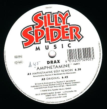 Drax - Amphetamine (Part 1)