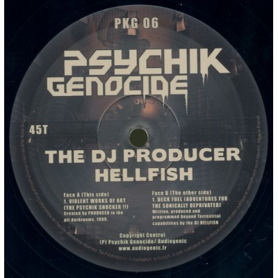Hellfish / The DJ Producer...