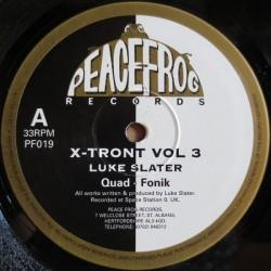 Luke Slater - X - Tront Vol 3