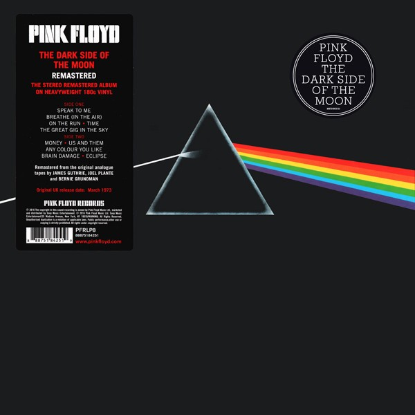 Pink Floyd - The Dark Side...