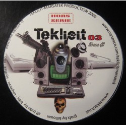 Teklicit Marsatek Records -...