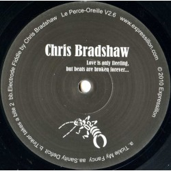 Chris Bradshaw - Love Is...