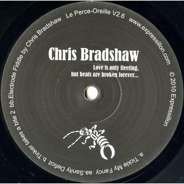Chris Bradshaw - Love Is...