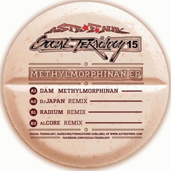 Dam - Methylmorphinan EP