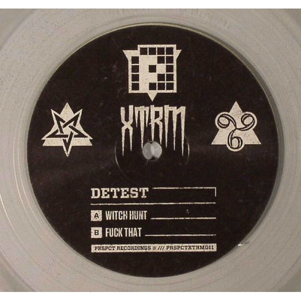 Detest - Witch Hunt / Fuck...