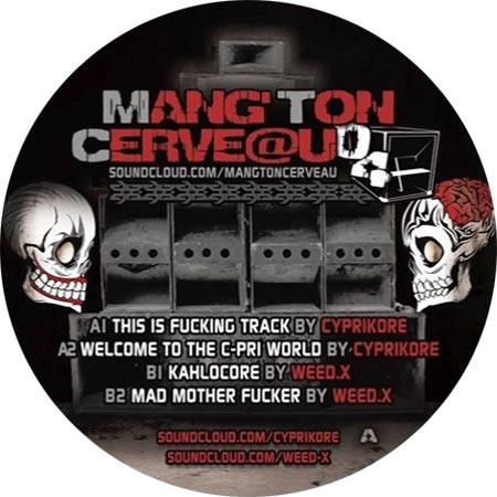 Cyprikore, Weed.x - Mang'Ton