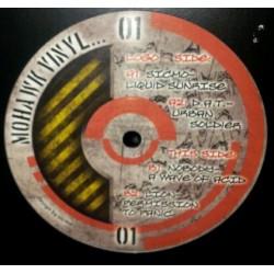 Mohawk Vinyl 01