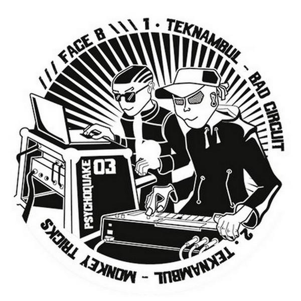 Teknambul, Gotek - Psychoquake
