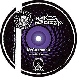 Mr. Gasmask, Shirin - Makes...