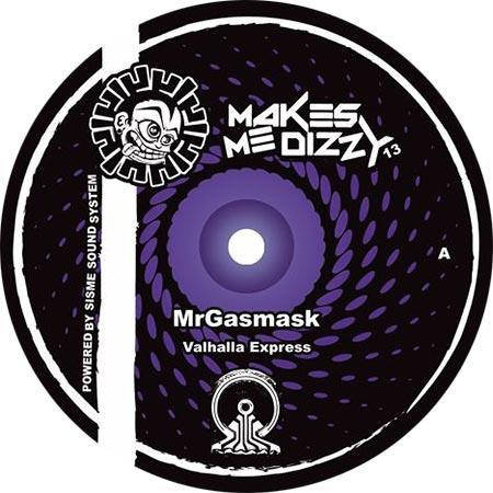Mr. Gasmask, Shirin - Makes Me
