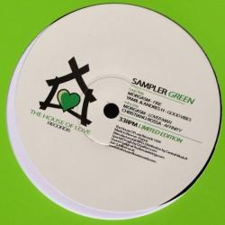 Sampler Green - THOL 1204