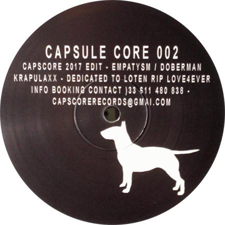 Capsule Core 02 MRBLD