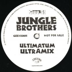 Jungle Brothers - Straight...