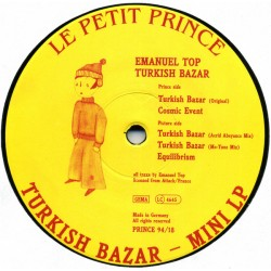 Emanuel Top - Turkish Bazar