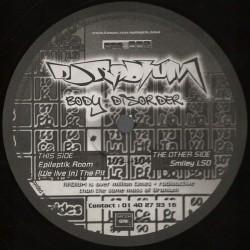 DJRadium - Body Disorder