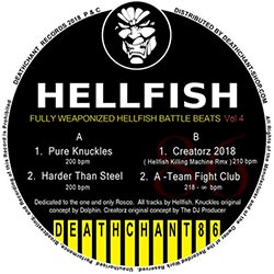 Hellfish - Fully Weaponized