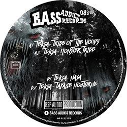 Teksa - Bass Addict 08