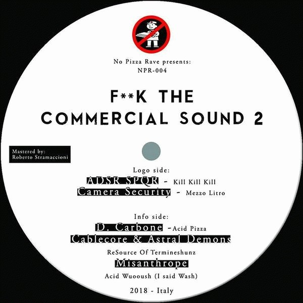 F​*​*​k The Commercial Sound 2