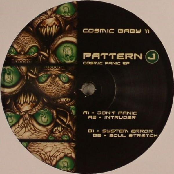 Pattern J - Cosmic Panic EP