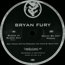 Bryan Fury - Bloud In Blood...