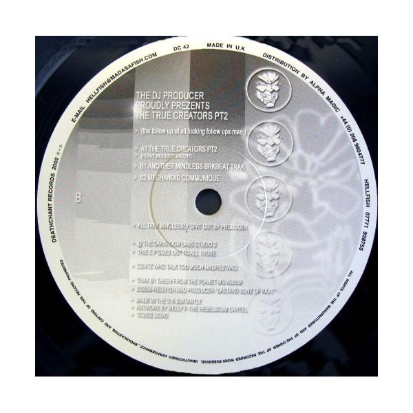 The DJ Producer - The True...