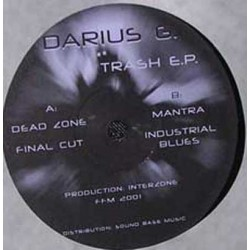 Darius G - Trash E.P.