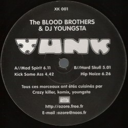 The Blood Brothers & DJ...