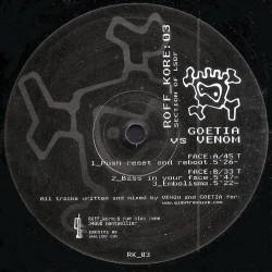 Goetia vs. Venom - Push,