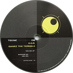 DDR, Ganez The Terrible -