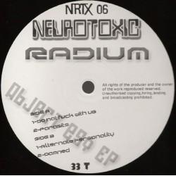 Radium - Abject Ego EP