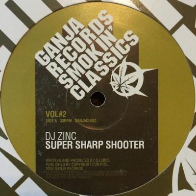 DJ Zinc - Super Sharp...