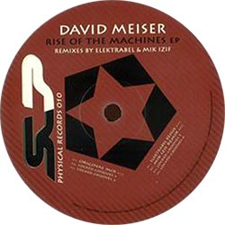 David Meiser - Rise Of The...